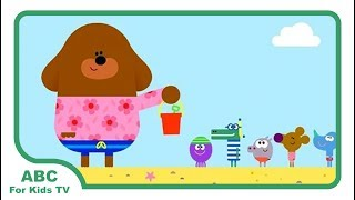 The Sandcastle Badge Top Fun Apps For Kids l ABC For Kids TV