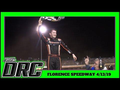Florence Speedway | 4/13/19 | James Rice