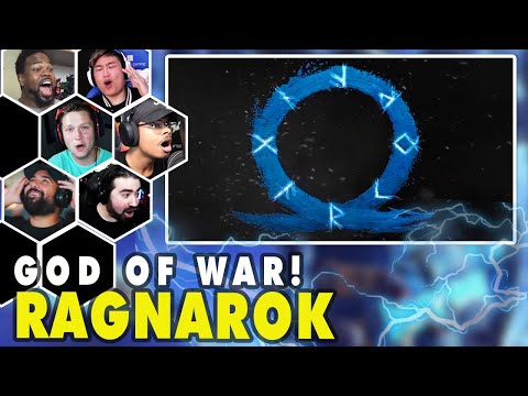 Gamers Reactions To Seeing The EPIC Reveal For GOD OF WAR RAGNAROK Coming To PS5 | Mixed Reactions