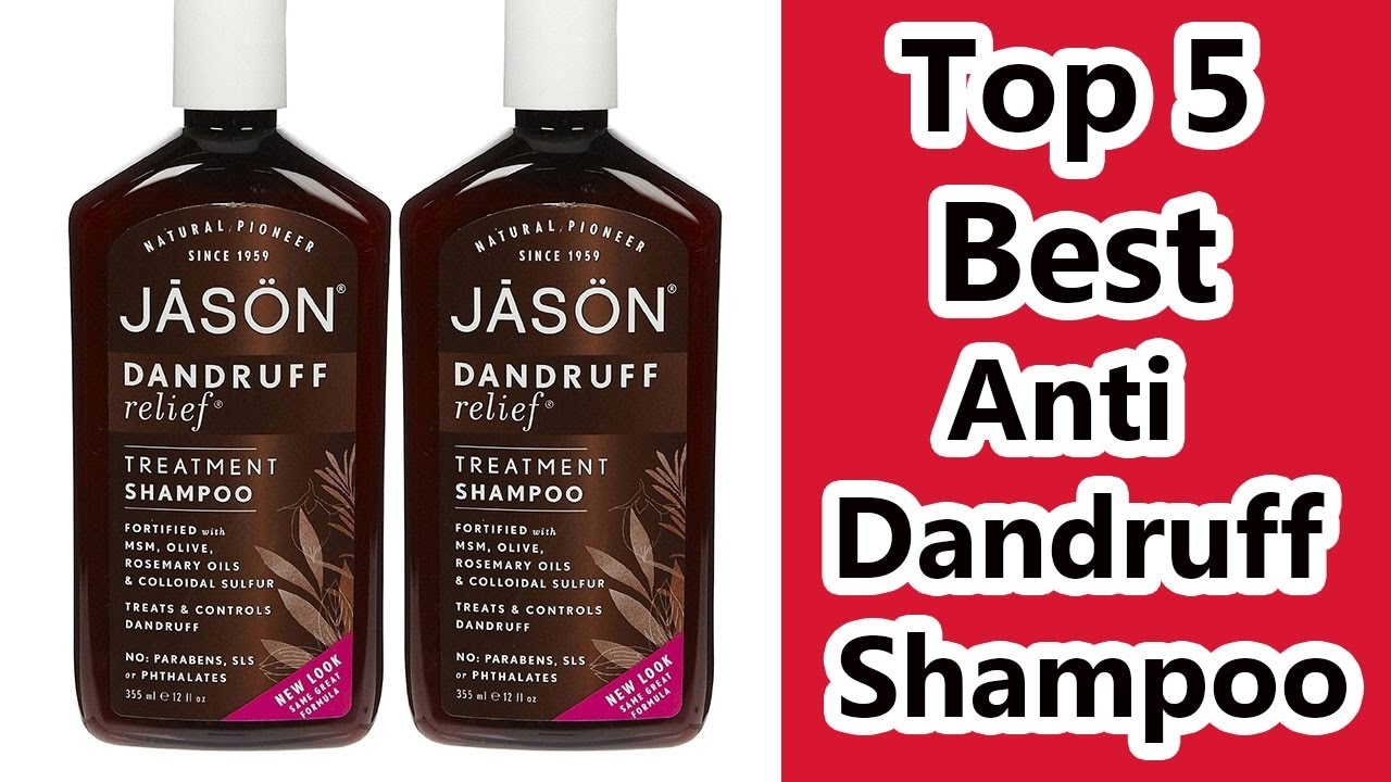 Best anti dandruff shampoo review