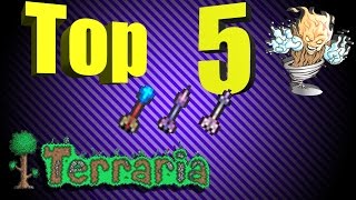 Best Arrows In Terraria | Terraria Top 5 Arrows