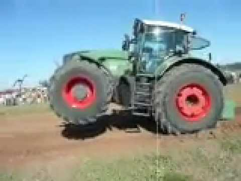 Fendt 936 Tractor Pulling