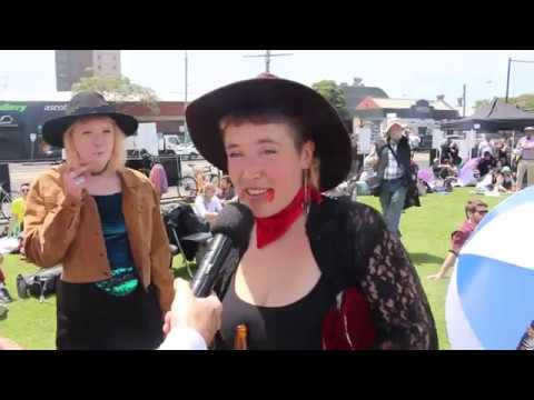 Asking Melbourne Cup PROTESTERS For Their Tips On The Big Race