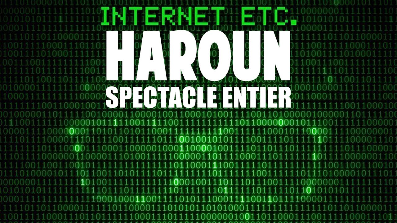 Haroun  Internet etc