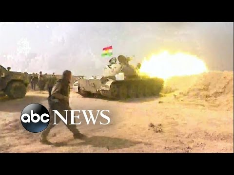 Mosul Offensive | 1st US Service Member Killed