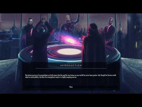 Dawn Of Andromeda #001. Космические Рейнджеры + Total War + EVE Online = ?