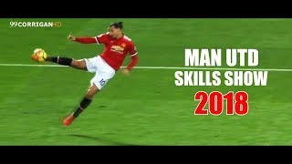 Manchester United Crazy Skills Show 2018 - HD
