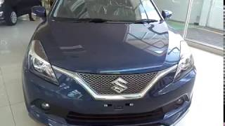 Review Baleno Hatcback A/T