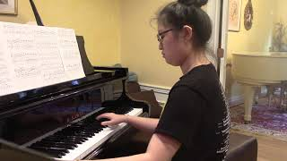 Ayla Shaw ; Jazz Suite No.2.  Pinao Teacher; Annie Hill