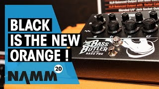 Orange NAMM 2020 | New Bass Butler and Little Bass Thing | Thomann