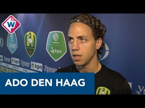 Giovanni Troupee heeft één doel al bereikt bij ADO: 'Terugkeren bij Oranje' - OMROEP WEST SPORT