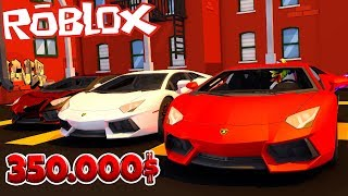I bought a car from €350,000 on Roblox (Vehicle Simulator ITA)
