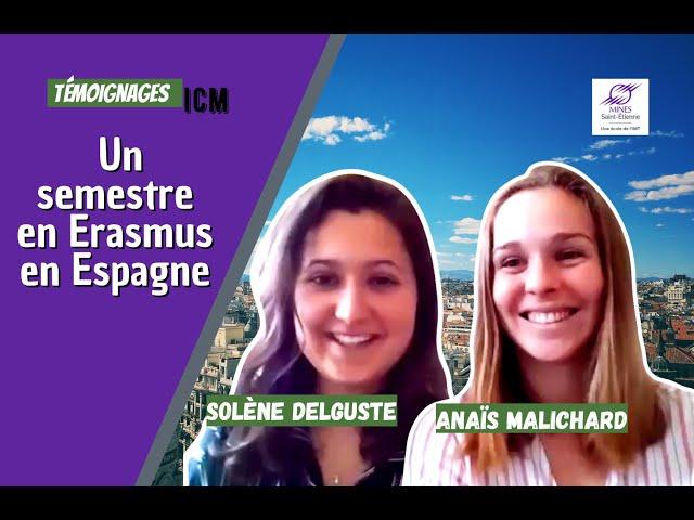 TÉMOIGNAGE : Un semestre en Erasmus en Espagne avec Solène et Anaïs