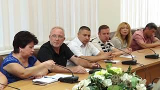 На засіданні робочої групи обговорили питання впорядкування встановлення МАФів у Житомирі