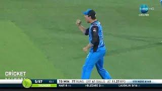 Adelaide Strikers v Sydney Thunder, BBL|07