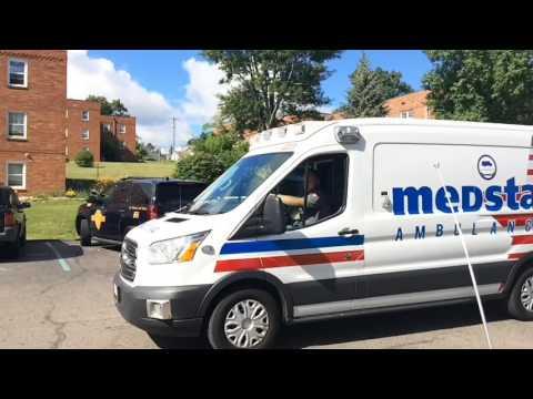 Woman shot at Flint apartments