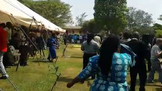 Zimbabweans Celebrate Coalition as  NPP, Zunde, Dare and PDP join forces