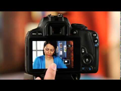 Canon EOS Rebel Digital Cameras Instructional Video