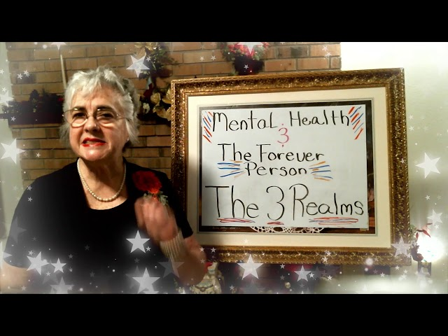 Mental Health and The Forever Person, The Three Realms, Series 2, Episode 7