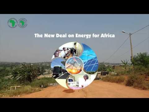 Le New Deal pour l'énergie en Afrique