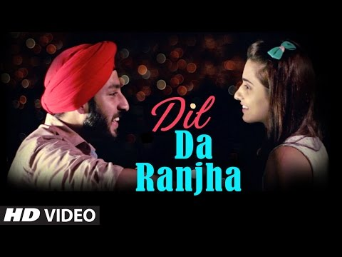 harshi-anand:-dil-da-ranjha-(official-video)-latest-pop-song-2016