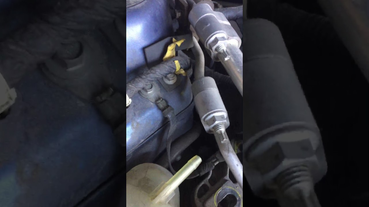 Ford Fusion (2010) Engine Mount Repair Replacement - YouTubeYouTube
