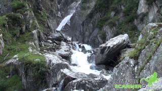 Natuur in Graubunden | Val Sumvitg en Rein da Sumvitg Waterval