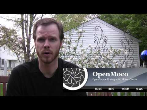 Timeismotion Software Release (for MiLapse Head)  - Introducing Openmoco - Part 1 of 2