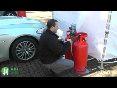 Gas Safety - QuickSafe LPG System | NCASS