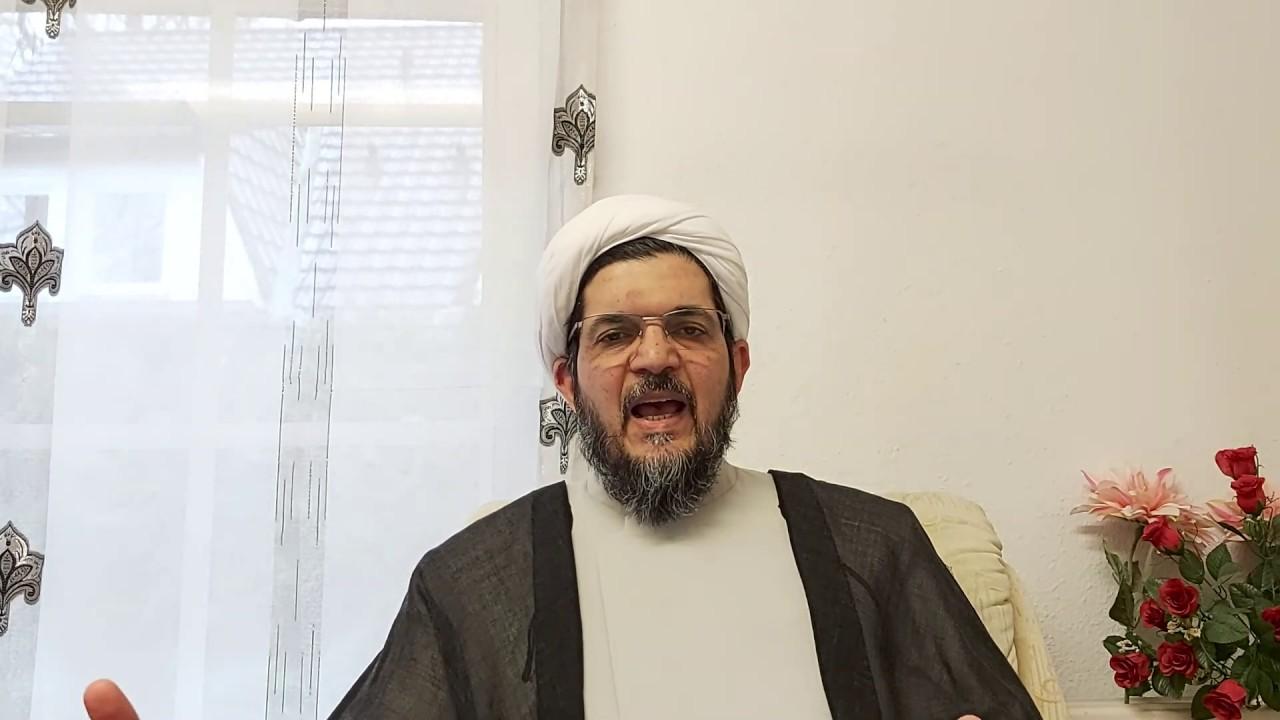 Freitagsansprache vom 3.04.2020 mit Hojjatuleslam Hadi Mofatteh vom IZH auf persisch