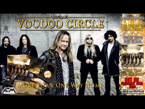 VOODOO CIRCLE - More Than One Way Home (2013) // Album Trailer // AFM Records
