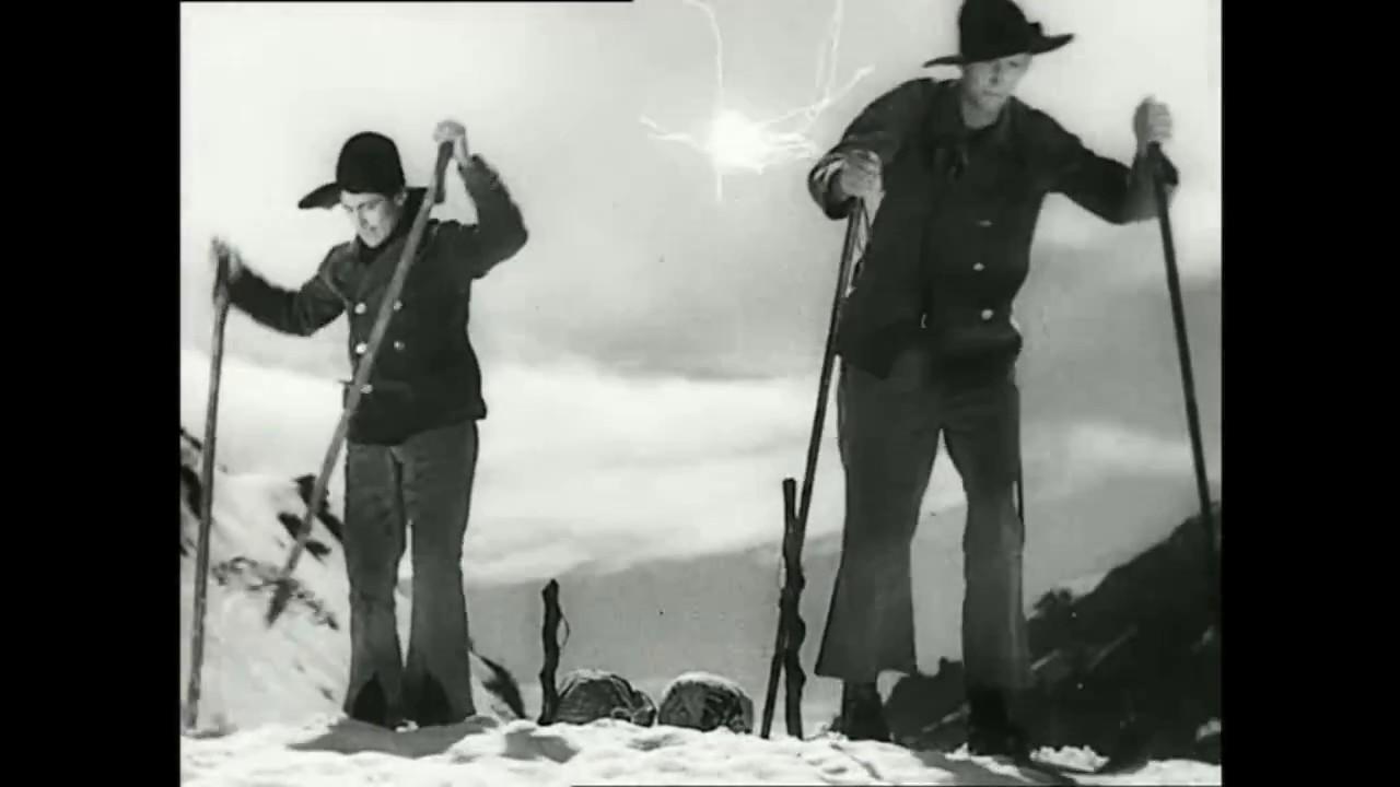 Der Weisse Rausch - 1931