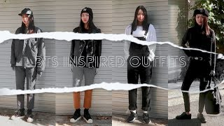 BTS INSPIRED OUTFITS 1. RM || JAE Y