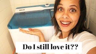 My Portable Washing Machine - 1 YEAR REVIEW