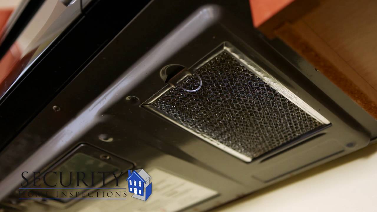 cleaning over the range microwave filters