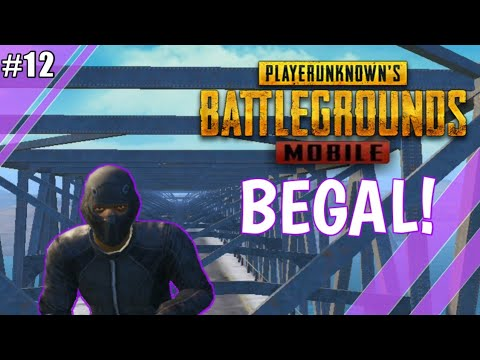 PUBG Mobile - BEGAL! (Funny moments/moment lucu & Troll) #12