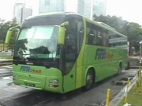 First Coach Singapore To Malaysia