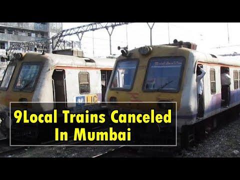 Twarit Mahanagar: 9 local trains canceled as motormen protest