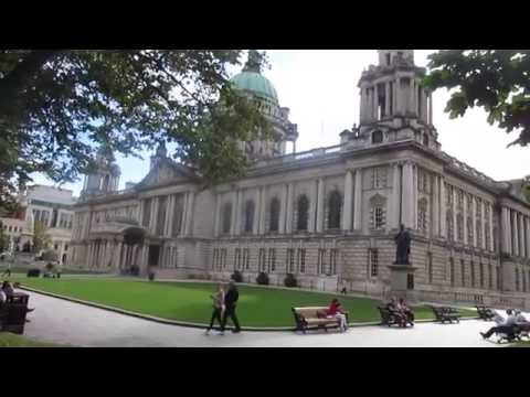 Belfast, Northern Ireland, UK - TRAVEL VIDEO