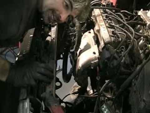 How To Remove and Replace an Engine  PART 1