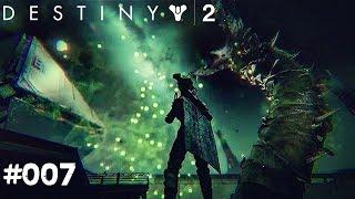 Destiny 2: Kriegsgeist #07 - Xol, der Wurmgott - Let's Play Destiny 2 Deutsch / German