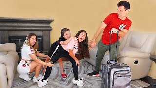 TXUNAMY & DIEZEL Are Moving IN with Us *Leaving Parents BEHIND* | Jancy Family
