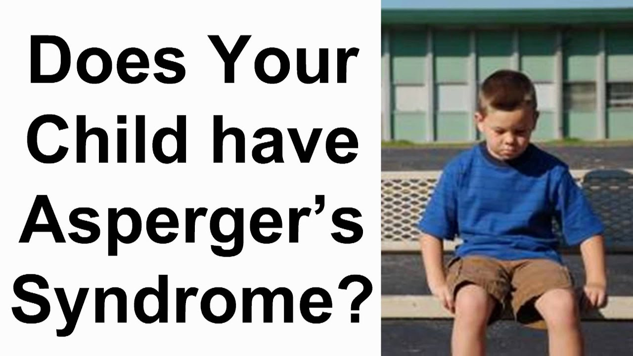Adult asperger s syndrome symptoms