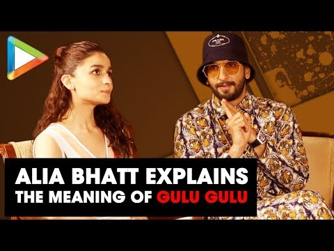 "Ranveer Singh: ""Alia Bhatt is One of the MOST SPECIAL Actors Ever""