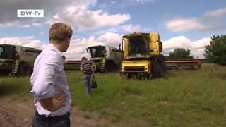 Erst zu trocken, dann zu nass - die Ernte 2011 | Made in Germany
