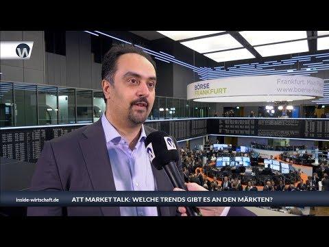 """ATT Market Talk: """"Handelszölle könnten Milliarden vernichten. BMW und Tesla im Chart"""""""