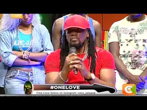 Donovan Francis Live Interview on #OneLove