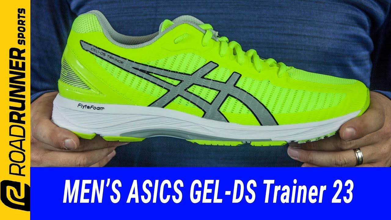Men's ASICS GEL DS Trainer 23 | Fit Expert Review