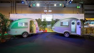 Life-size Lego teardrop trailer sets new record