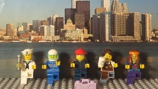Lego - Happy - Pharrell Williams